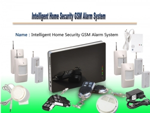 smart home security GSM Alarm System model G1