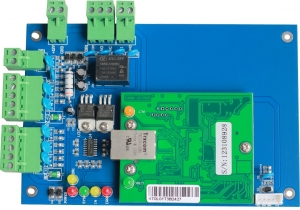 TCP/IP One Door Access Control Board
